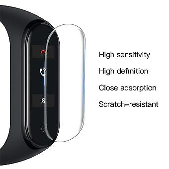 Colorful Mi Band 4 Accessories Strap Replacements - Silicone Wriststrap