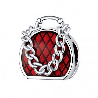 Sterling Silver Charm Charming Handbag - 6780