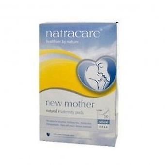 Natracare - Maternity Pads 10pieces