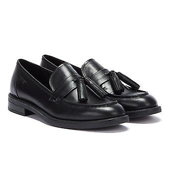 Vagabond Amina Femmes Black Leather Loafers