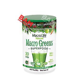 Macrolife Naturals Macro Greens, 10 oz
