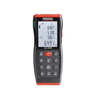 RIDGID 36813 Micro LM-400 Advanced Laser Distance Measure 70m RID36813