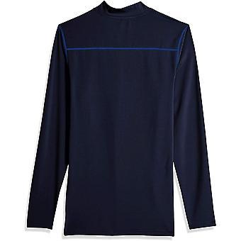 Essentials Men's Control Tech Mock Neck Long-Sleeve Shirt