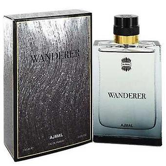 Ajmal Wanderer Tarafından Ajmal Eau De Parfüm Sprey 3.4 Oz (erkek) V728-550592