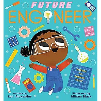 Future Engineer (Future Baby) [Board book]