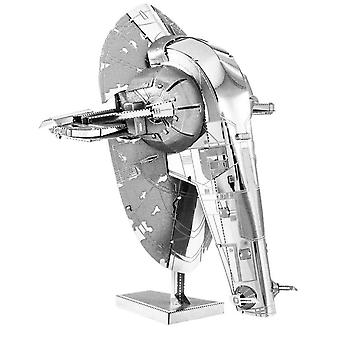 Star Wars Slave 1 Metall Erde Modell Kit
