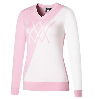 Autumn And Winter Long Sleeve Sports Golf Sweater T-shirt
