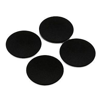 Alsó tok gumi láb lábpad Apple Laptop Macbook Pro (fekete)