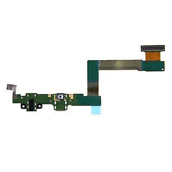 &יציאת טעינה כבל פלקס שקע אוזניות עבור כרטיסיית גלקסי A 9.7 / P550