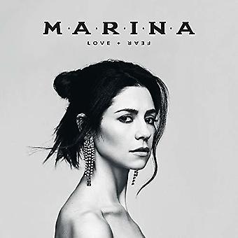 Marina - Love + Fear [Vinyl] USA import