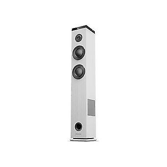 Bluetooth Sound Tower Energy Sistem Tower 5 G2 Ivoire 65W Blanc