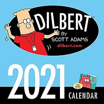 Dilbert 2021 Seinäkalenteri