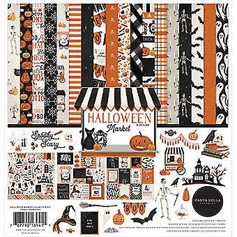 Carta Bella Halloween Market 12x12 Inch Collection Kit