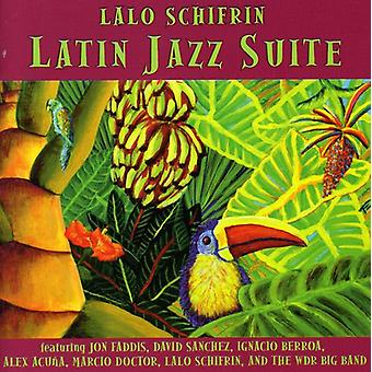 Lalo Schifrin - Latin Jazz Suite [CD] USA import