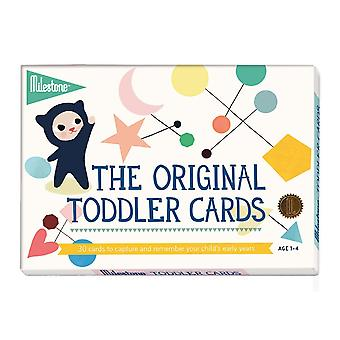 Toddler special moments cards by milestone - ages 1-4 years toddler