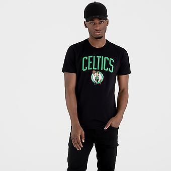 New Era Nba Boston Celtics Team Logo T-shirt