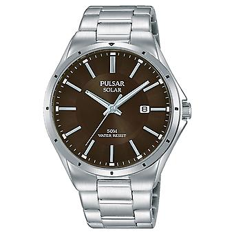 Mens Watch Pulsar PX3137X1, Quartz, 40mm, 5ATM