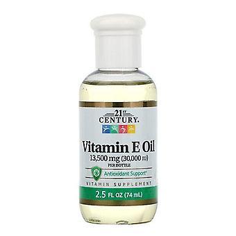 21st Century, Aceite de vitamina E, 13.500 mg (30.000 UI), 2,5 fl oz (74 ml)