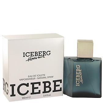 Iceberg homme eau de toilette spray by iceberg 515350 100 ml