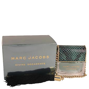 Divine Decadence Eau De Parfum Spray By Marc Jacobs 1.7 oz Eau De Parfum Spray