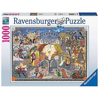 Ravensburger Legpuzzel Romeo en Julia, 1000 stukjes