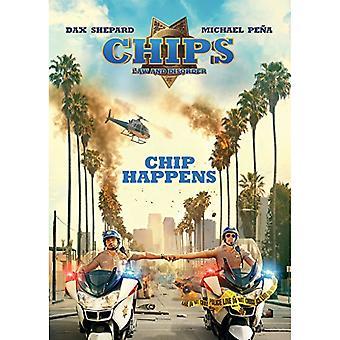 CHiPS:法律と障害のDVD
