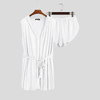 Sommer Herren Robe Sets Loungewear