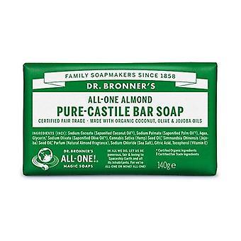 Soap in Pastilla Almonds 140 g