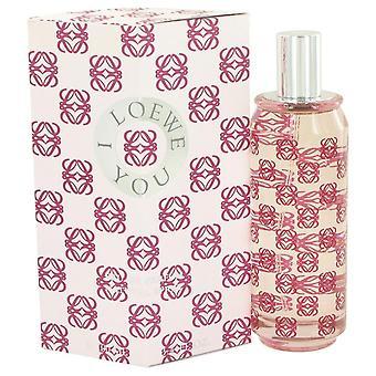 Jag Loewe du Eau De Parfum Spray av Loewe 3,4 oz Eau De Parfum Spray
