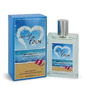 Philosophy Sea Of Love Eau De Parfum Spray By Philosophy 4 oz Eau De Parfum Spray