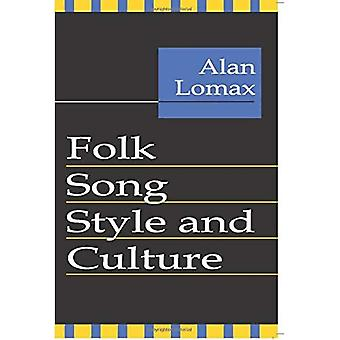Folk Song Style And Culure