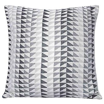 Mini triangle printed pillowcase Polyester square pillowcase for sofa and bed 45x45cm