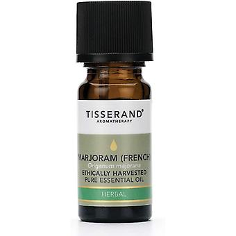 Tisserand Aromatherapy Marjoram French Ethically Harvested Essential Oil 9ml