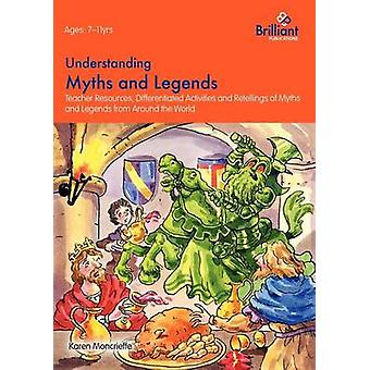 Understanding Myths and Legends - Teacher Resources - Differentiated A