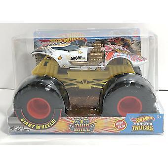 Ruedas calientes monster trucks 2020 doble molino 1:24