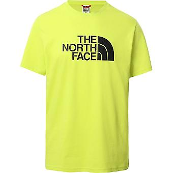 ノースフェイスイージーT92TX3JE3ユニバーサルメンTシャツ