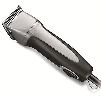 Andis 2 Speed Excel Pet Grooming Clipper SMC-2 - Silver Sparkle - UK Plug
