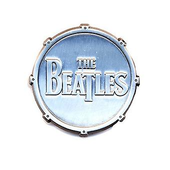 Beatles Drum Drop t Band logo uusi virallinen Metal PIN rinta nappi