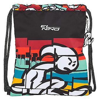 Backpack with Strings El Niño Bali