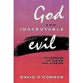Gud og uudgrundelig ondskab; Til forsvar for ateisme og ateisme