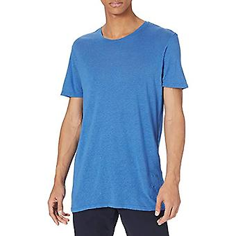 Herrlicher Base Linen Viscose T-Shirt, Nil 52, S Men