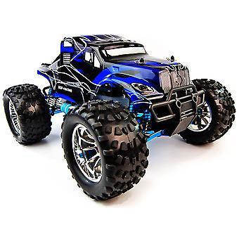 Bug Crusher Pro Nitro Remote Control Monster Truck - Big Rig Version