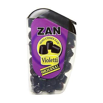 Ricqles zan violetti mini kartiot zan 18 g