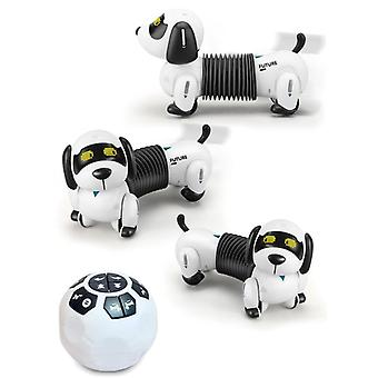 Remote control dachshund dog rc robotic stunt puppy toys electronic pet following programmable robot