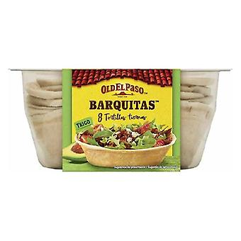 Tortillas de blé Vieux El Paso Barquita Mejicana (193 g)