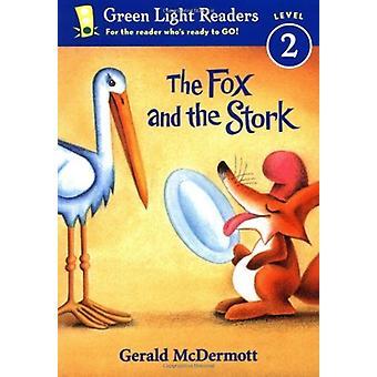 Räven och storken av Gerald McDermott & McDermott