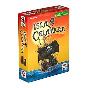 Kartenspiel Isla Calavera Mercurio (ES-PT)