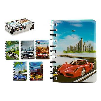 Notebook Cars A6