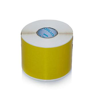 Dymo Label Writer Ship Label 54 By 101Mm Yellow
