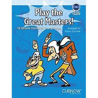 Toque o Trompete dos Grandes Mestres
